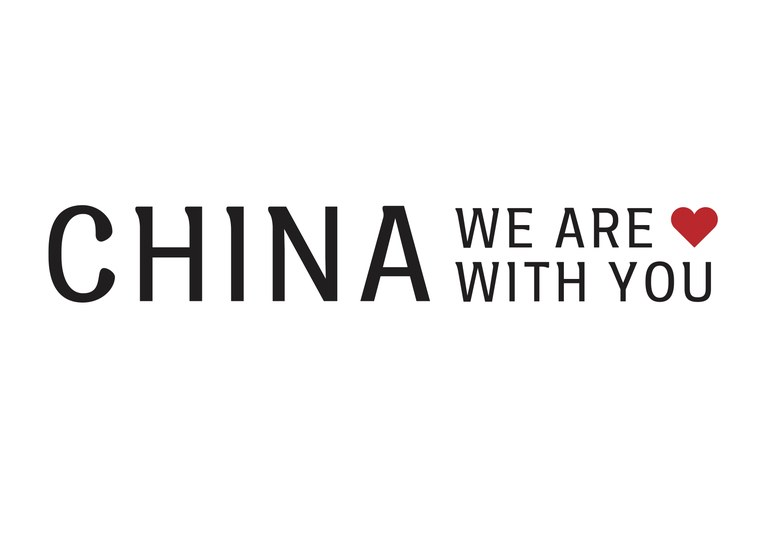 «China we are with you» ha raggiunto 400 milioni di cinesi